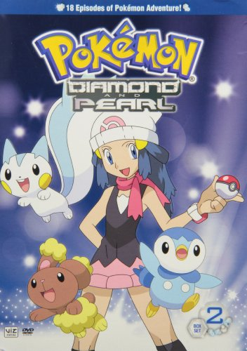 Pokemon: Diamond and Pearl - Set Two, Vols. 3-4