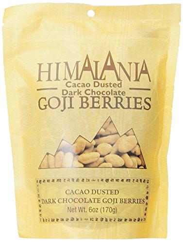 Himalania Cacao Dusted chocolat noir baies de Goji, 6 once
