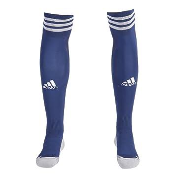 Adidas 18/19 Fulham Away - Calcetines para Adulto, Azul Marino/Blanco,