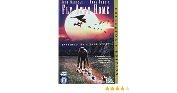 Fly Away Home [DVD] by Jeff Daniels: Amazon.es: John Hart ...