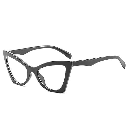 Yangjing-hl Gafas de Sol Sra. Europa y América Gafas de Sol ...