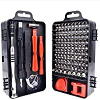 Rag & Sak Precision Screwdriver Set,ShowTop 110 in 1 Magnetic Screwdriver Repair Tool Kit for iPhone Series/Mac/iPad/Xbox Series/PS3/PS4/Nintendo Switch/Eyeglasses/Watch,Cellphone/PC/Electronic