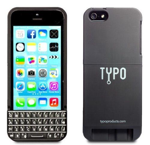 half off 02e3e bde57 Typo iPhone Keyboard Case: Amazon.co.uk: Electronics
