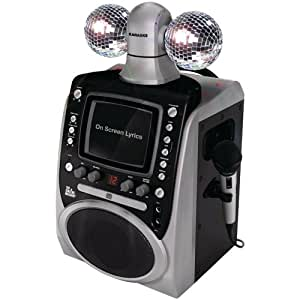 Amazon.com: Singing Machine SML-390 Disco Lights CDG ...