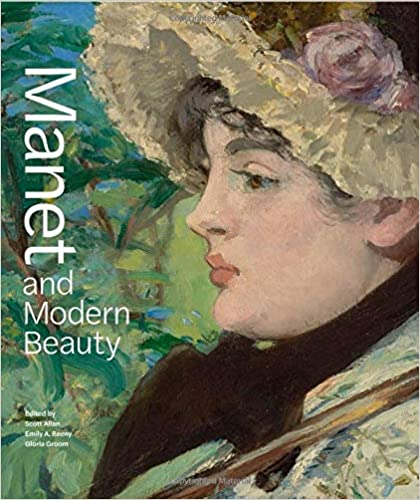 cover image, manet and modern beauty