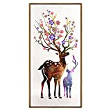 DXG&FX Living Room Decoration Painting Sofa Wall Murals Modern Simple Painting-C 40x80cm(16x31inch)