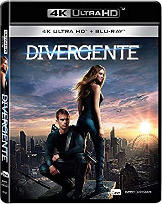 Divergente Blu-Ray + Uhd 4k [Blu-ray]: Amazon.es: Shailene Woodley, Theo James, Neil Burger, Shailene Woodley, Theo James: Cine y Series TV