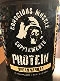 Conscious Muscle Supplements Protein Vanilla (1)