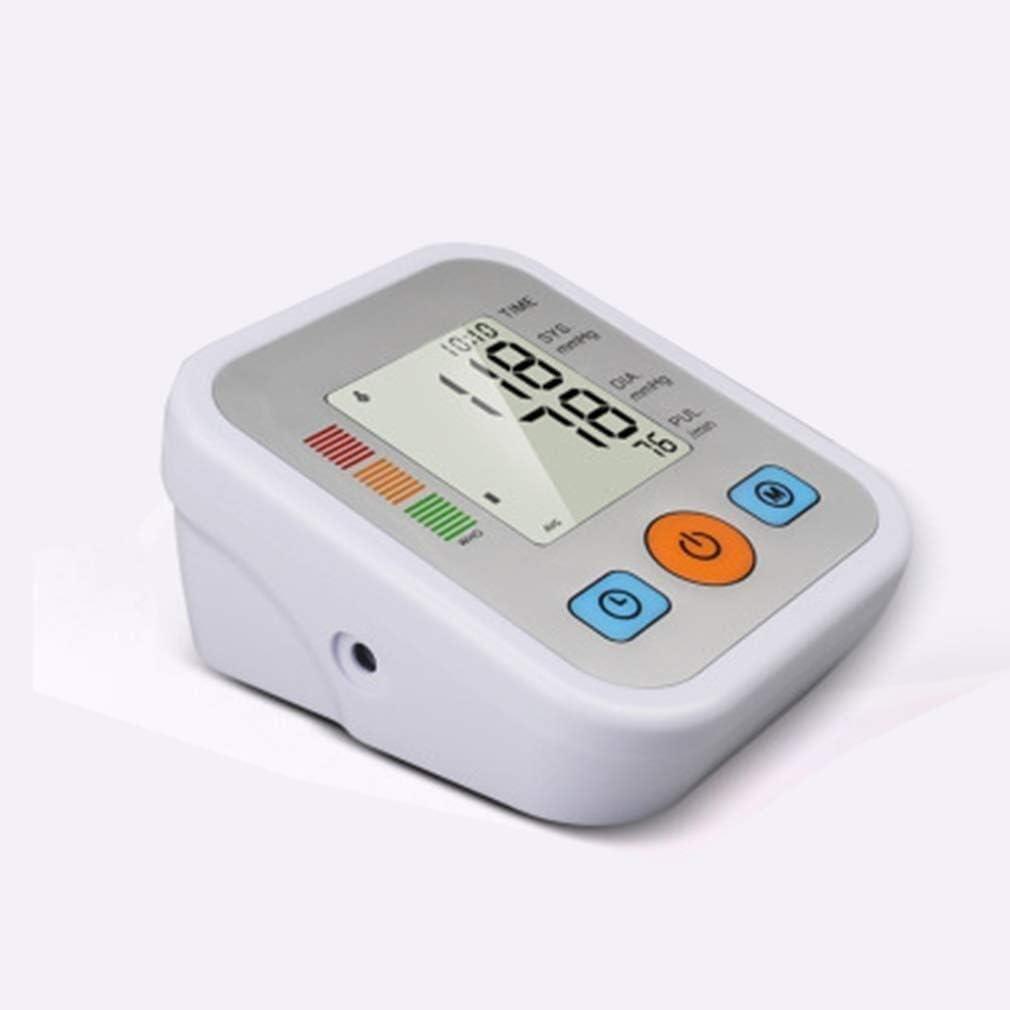 U&TE Manual del monitor de la presión arterial, monitor de presión arterial con la presión arterial Manguito, médico presión arterial Esfigmomanómetro superior del brazo silencioso inflable del mo