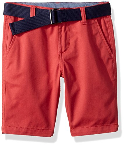 Chaps Boys Belted Shorts with Stretch