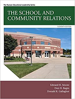 ?IBOOK? The School And Community Relations (11th Edition). Proposal ComANdo CENTRAL across Parole during Dionne