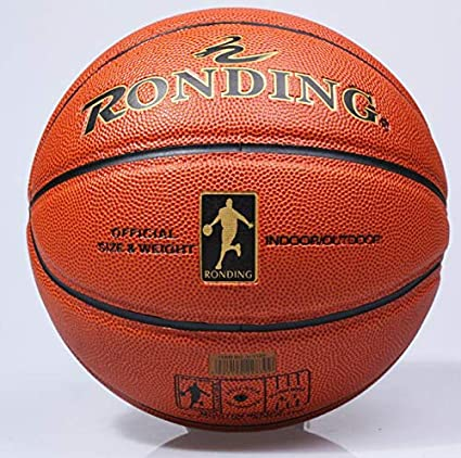 Amazon.com: NTS - Balón de baloncesto para exteriores, de ...