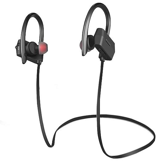 55 opinioni per Auricolari Bluetooth 4.1 Super Bassi ( 80mAh, A2DP, 6 ore di Riproduzione,