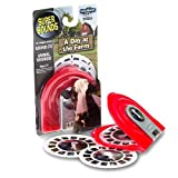 : Discovery Channel - A Day at the Farm - 3D View-Master Reels with Sounds