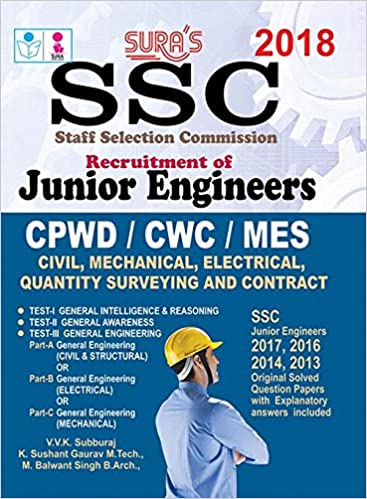Ssc Junior Engineer Books Pdf Civil/mechanical/electrical