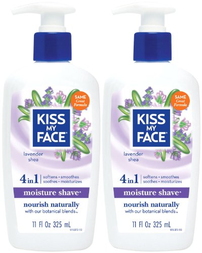Kiss My Face Moisture Lavender product image