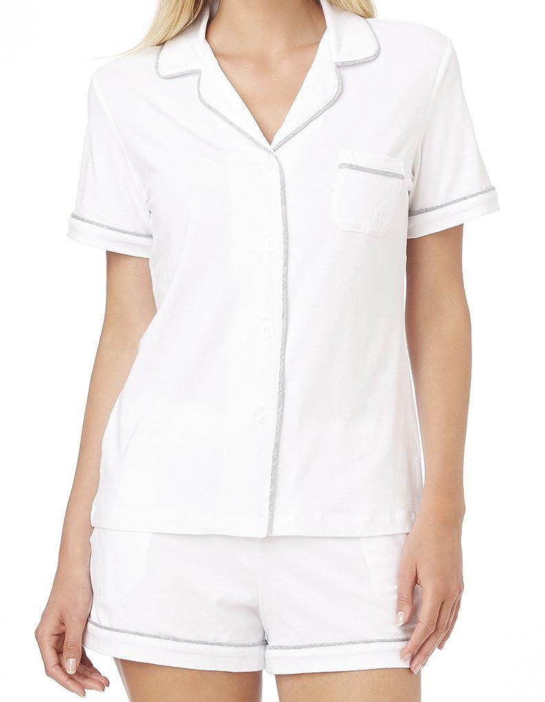 DKNY - Pijama - para mujer Blanco blanco 40: Amazon.es: Ropa y accesorios