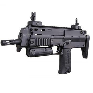 Well R4 Subfusil eléctrico tipo HK MP7 (0,4 J), para disfraz