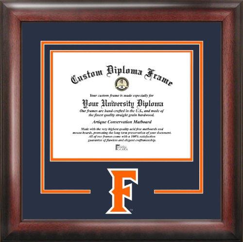 Fullerton Finish (NCAA Cal State Fullerton Titans Spirit Diploma Frame, 8.5 x 11
