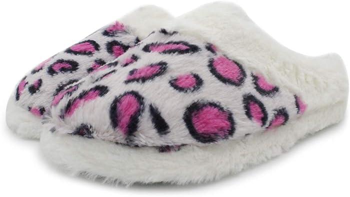 animal mule slippers