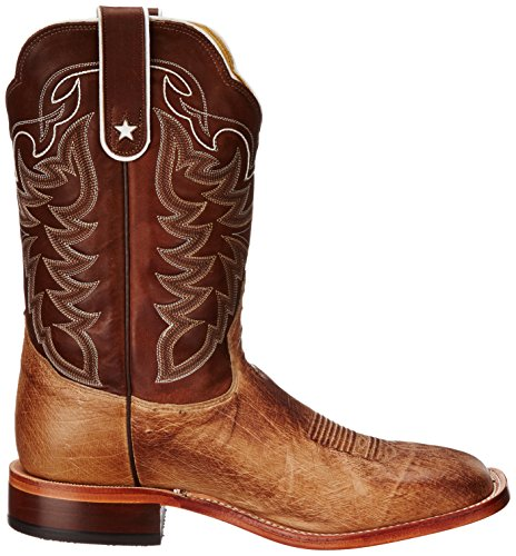 Tony Lama Men's Vintage Smooth Ostrich Western Boot