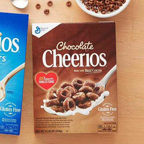 Buy chocolate cereal