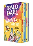 Best books for 10 year olds - Roald Dahl Magical Gift Set (4 Books): Charlie Review