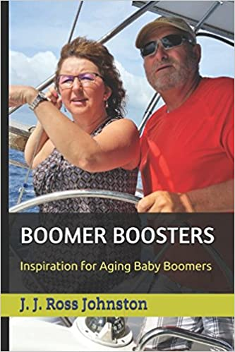 Boomer Boosters: Inspiration for Aging Baby Boomers