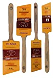 "Tools & Hardware : Pro-Perfect 4 Pack Professional Paint Brushes. The ""Purdy"" quality brush without the HIGH cost.Includes one each 1-1/2"",2"",2-1/2"", and 3""."