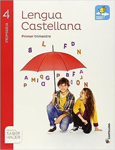 Lengua Castellana 4, Saber Hacer, pack de 3 libros - 9788468029566 ...