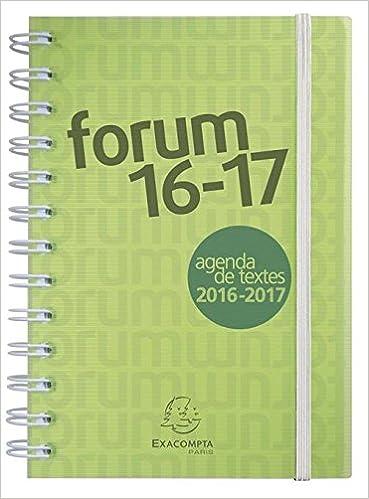 Forum Linicolor Schülerkalender 2016/2017 - Agenda escolar ...