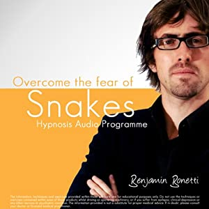 Overcome Fear of Snakes with Hypnosis Audiobook