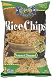 Lundberg Rice Chips, 6 Ounce (Pack of 12)