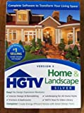 hgtv home and landscape software - HGTV Home and Landscape-Version 3 Silver Edition