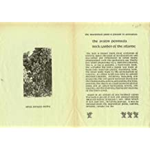 Advertising leaflet for The Avalon Peninsula: Rock Garden of the Atlantic