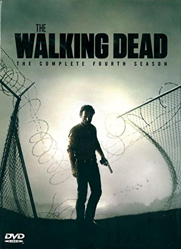 The Walking Dead : The Complete Fourth Season (5DVD)