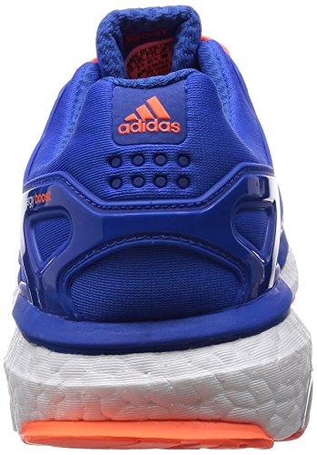 adidas Energy Boost ESM M - Zapatillas para hombre Azul / Naranja