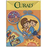 Curad Maya & Miguel, 20 Sterile Assorted Bandages (2 Pack)