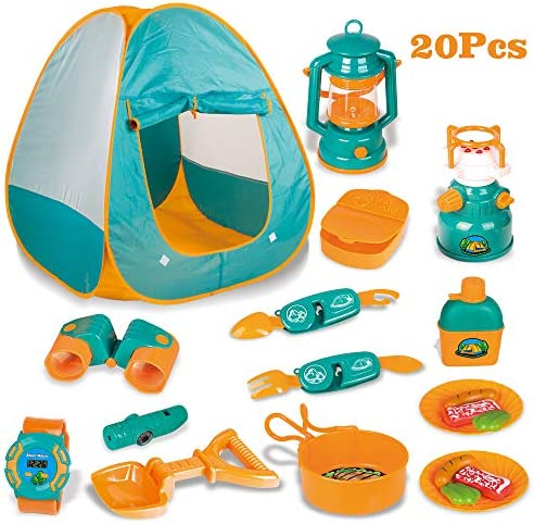 LBLA Kids Camping Pretend Tools product image