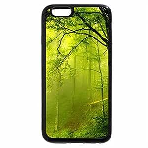 iPhone 6S Plus Case, iPhone 6 Plus Case, Green haze