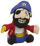 5 Inch Pirate Plush Figurine