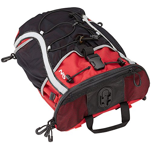 Taj M'Haul Deck Bag Red/Black 000 by Northwest River Supplies by Northwest