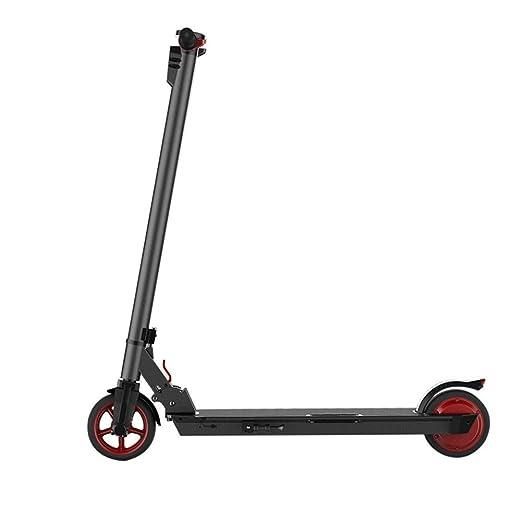 WZHESS Scooter eléctrico-Ligero, Scooter de Bicicleta ...