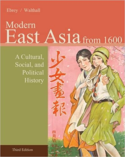 Amazon modern east asia from 1600 a cultural social and modern east asia from 1600 a cultural social and political history vol 2 3rd edition 3rd edition by fandeluxe Images