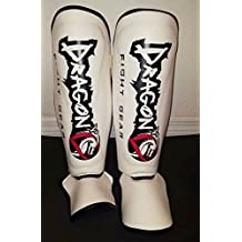 Dragon Do MMA Shin Instep Guard Leg Pads Protective Muay Thai Boxing Training Kickboxing MMA Martial Arts Shin in Step, Shin Guards, Shin Guard