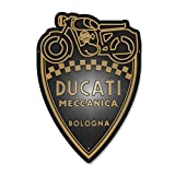 Ducati Meccanica Shield Wall Sign 987691018