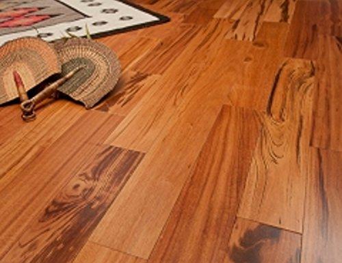 Tigerwood Clear Prefinished Solid Wood Flooring 5