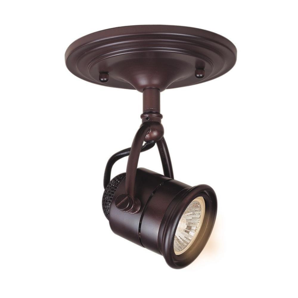 1 Light Track Lighting Pinhole 6.73