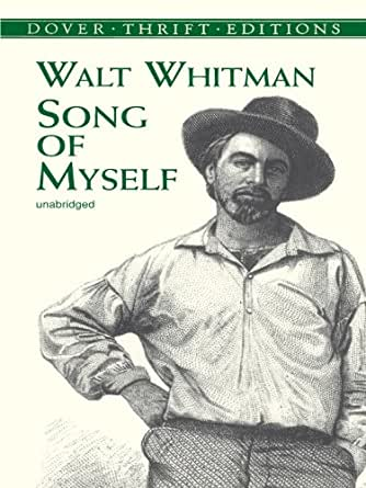 walt whitman song of myself transcendentalism Walt whitman song of myself transcendentalism  song of myself is the most popular of whitman's works, which was one of the first twelve pieces in the 1855 first version of leaves of grass.