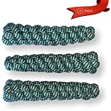 """Dog Rope Toy Stick - Tough Dog Toy, Dog Rope Toy Large Dogs, Fetch Tug War Toy, 100% Natural Cotton, 8"""" Length, 2"""" Wide"""